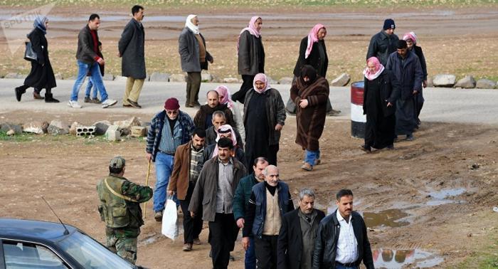 La OMS, preocupada por la situación en el campo de refugiados de Al Hol en Siria