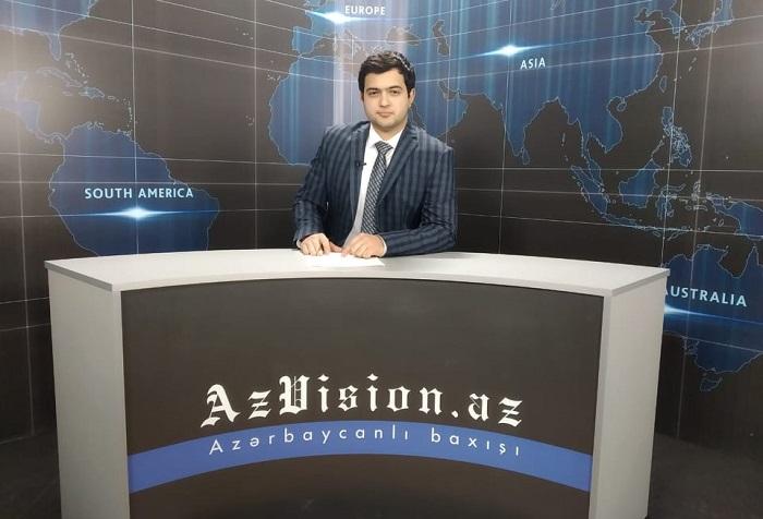 AzVision Nachrichten: Alman dilində günün əsas xəbərləri (27 mart) - VİDEO