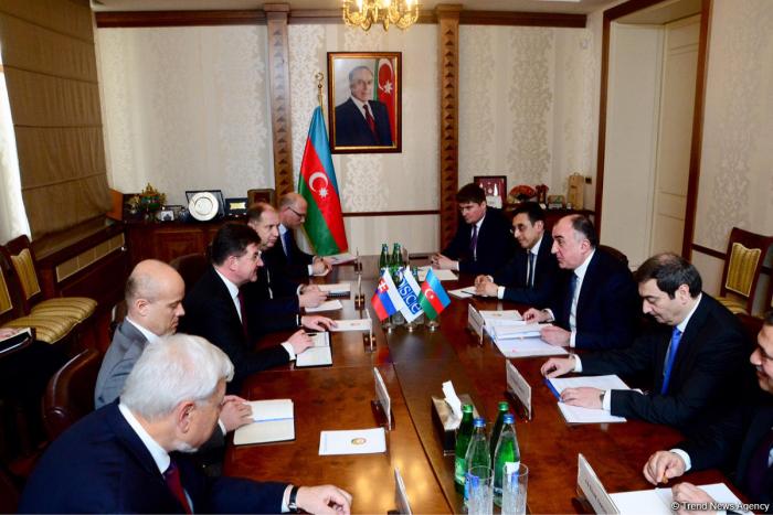 Azerbaijan, OSCE mull Karabakh conflict settlement