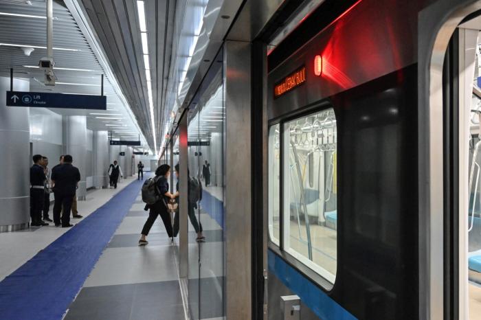 Jakarta inaugure sa première ligne de métro dans l