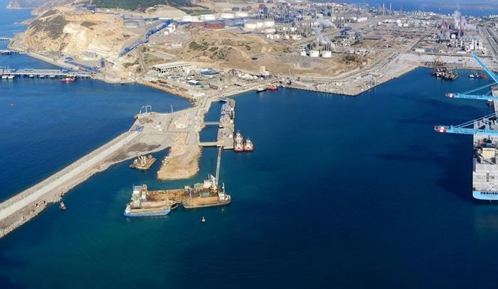 """""""Petlim"""" limanının adı dəyişdirildi, """"SOCAR Terminal"""" oldu"""