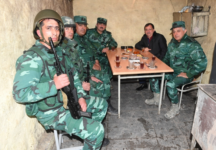 State Border Service: Defense positionsare strengthed in order to prevent the provocation of the enemy