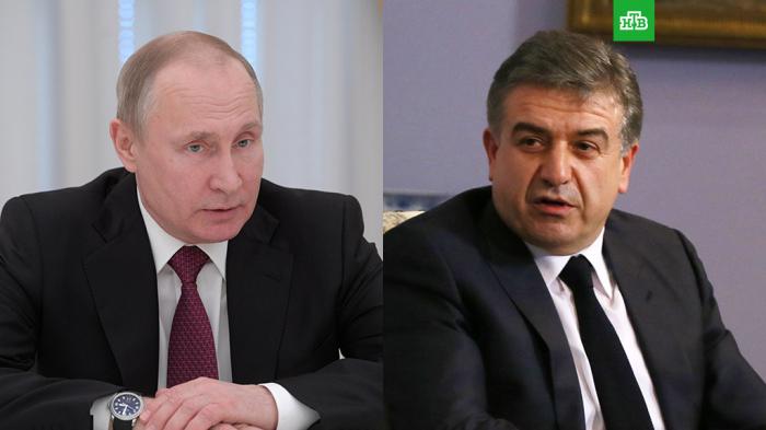 Putin Karapetyana vəzifə verdi