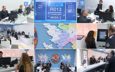 واحد إضافي أولاً في أذربيجان:الفيديو الترويجي الذي قدمتهالمؤسسة الحكومية