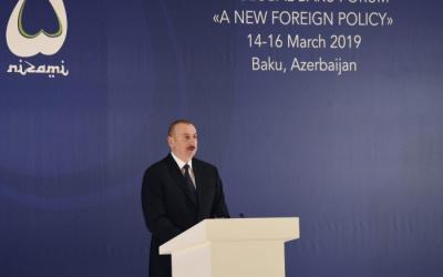 """الرئيسان المشاركان تم ارسال رسالة مفتوحة إلى أرمينيا ..."""" -  الرئيس  """""""