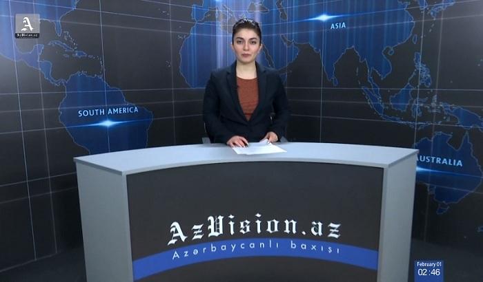AzVision News: İngiliscə günün əsas xəbərləri (14 mart) - VİDEO