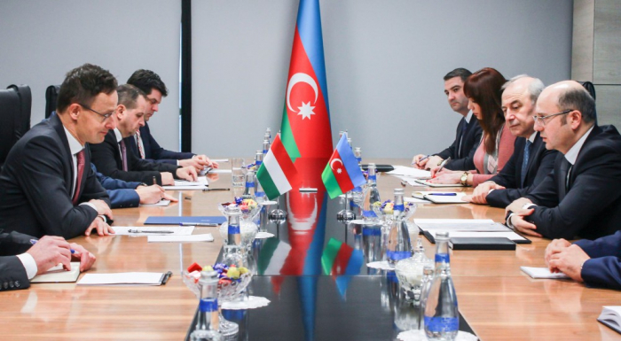 Minister: Hungary keen on participating in Southern Gas Corridor project