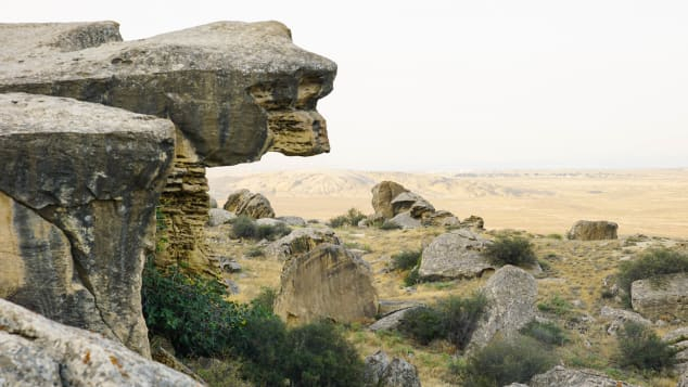 Gobustan: Ancient land where stones can sing