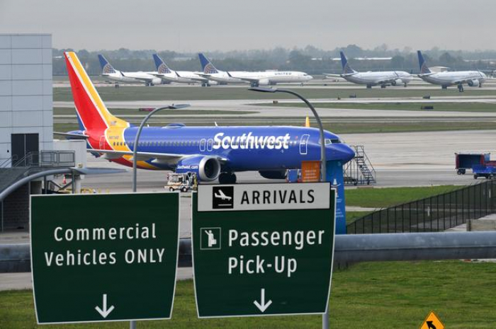 Southwest Boeing 737 Max makes emergency landing at Orlando International Airport