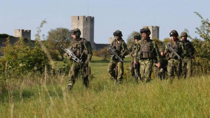 Un soldat suédois tué au cours d