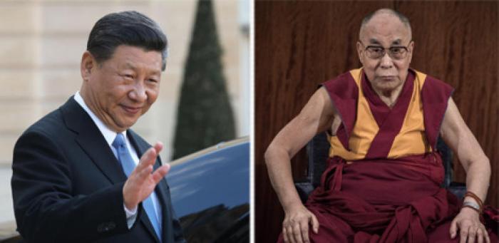 La Chine appelle à ne pas se laisser «envoûter» par le dalaï lama