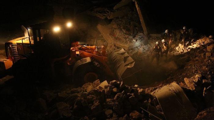 Idlib : des raids du régime syrien font   quatre morts parmi les civils