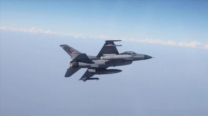 Irak:  Des positions des terroristes du PKK ciblées par l