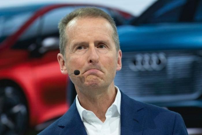 Le patron de VW s