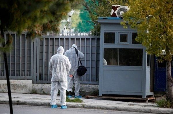 Une grenade lancée sur le consulat russe d