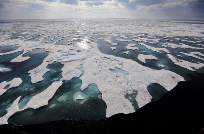 Chaleur record dans les océans, selon l