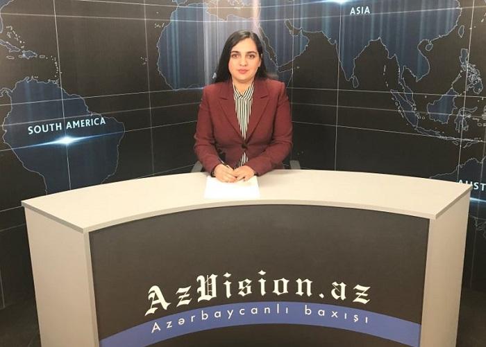 AzVision News: İngiliscə günün əsas xəbərləri (5 mart) - VİDEO
