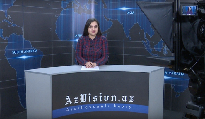 AzVision News: İngiliscə günün əsas xəbərləri (27 mart) - VİDEO