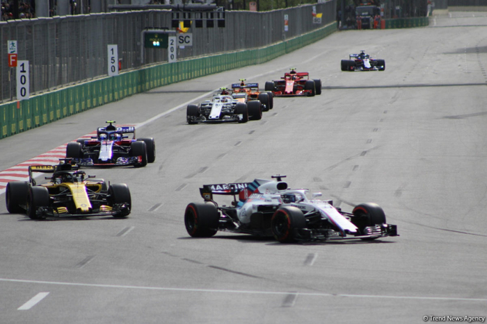 Azerbaijan to save $50M by extending contract with F-1