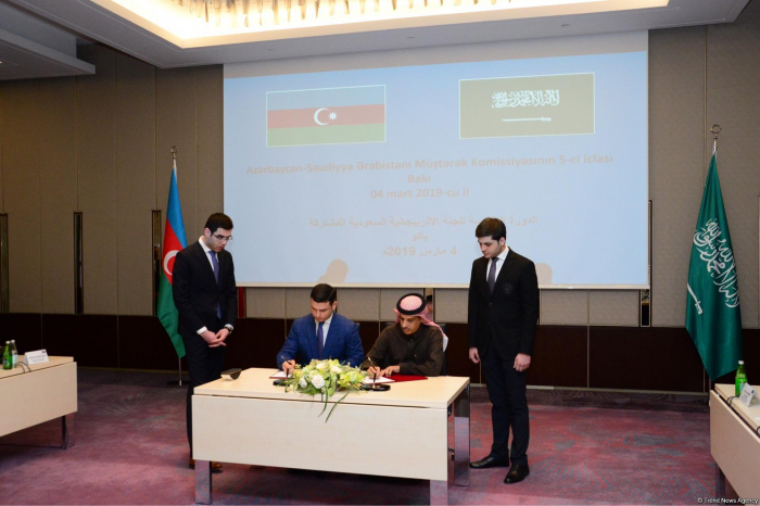 Azerbaijan, Saudi Arabia to expand economic and trade cooperation
