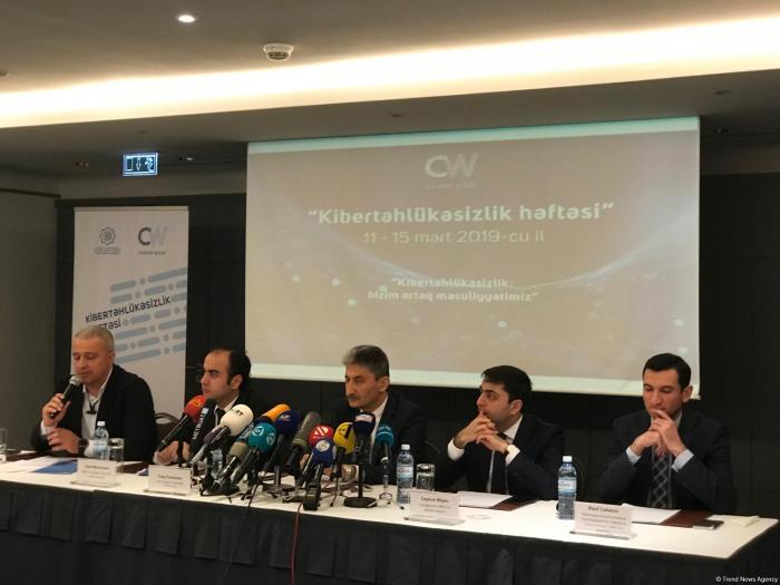 International Cyber Security Week to be held in Azerbaijan