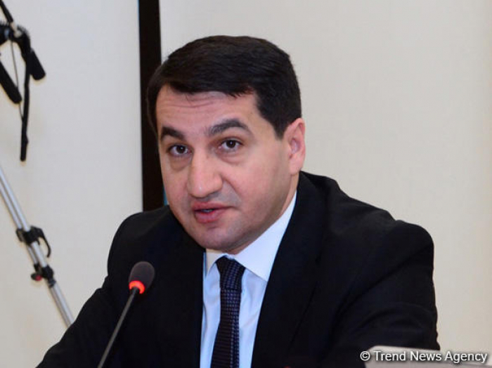 Official: Azerbaijan believes latest statement by OSCE MG is addressed to Armenia