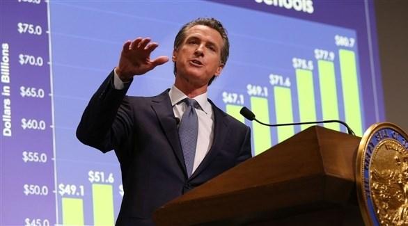 حاكم كاليفورنيا يعلق تنفيذ أحكام الإعدام