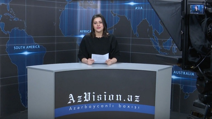 AzVision TV releases news edition of news in English for March 1 -  VIDEO