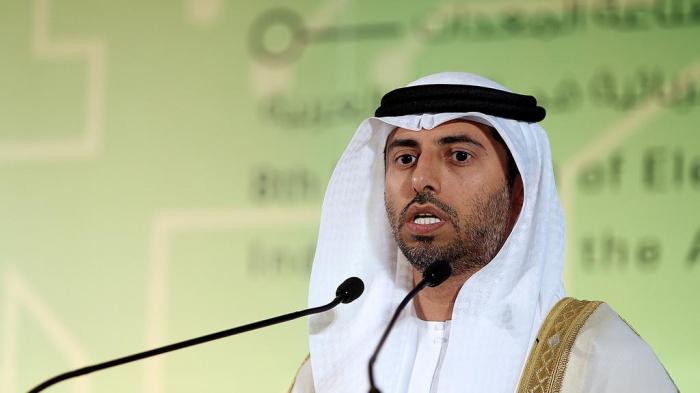 UAE energy minister to visit Azerbaijan