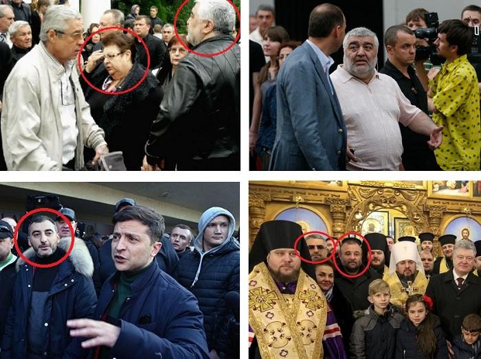 """Ukrayna siyasi səhnəsinin erməni """"pərdəarxası"""" - ARAŞDIRMA+FOTOLAR"""