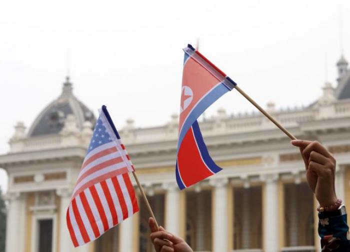 Two U.S. senators complain of slowing sanctions on North Korea
