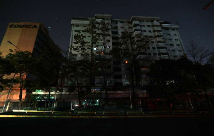 Venezuelan parliament declares state of emergency over power outage