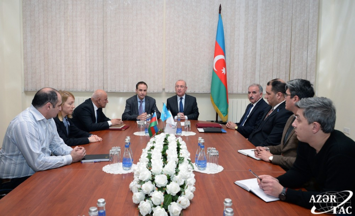 Azerbaijan National Paralympic Committee, UNICEF ink MoU