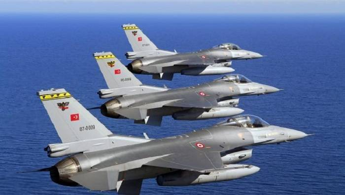 Türkiyədən PKK-ya zərbə: 12 terrorçu məhv edildi