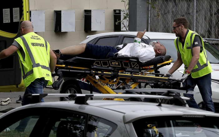 At least 49 killed, 20 seriously wounded in New Zealand mosque shootings- UPDATED