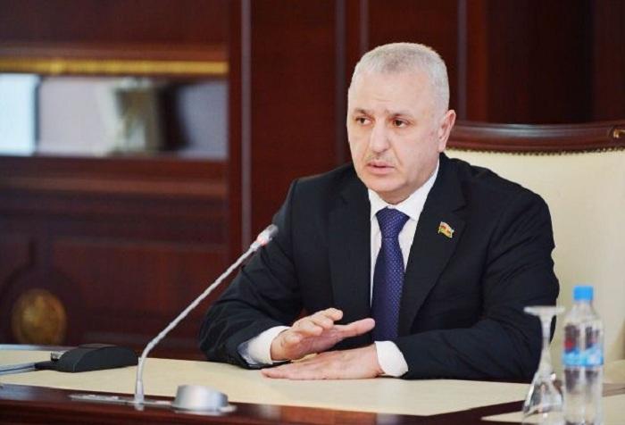 """""""Prezident bu sahəyə xüsusi diqqət ayırır"""" - Ülvi Quliyev"""