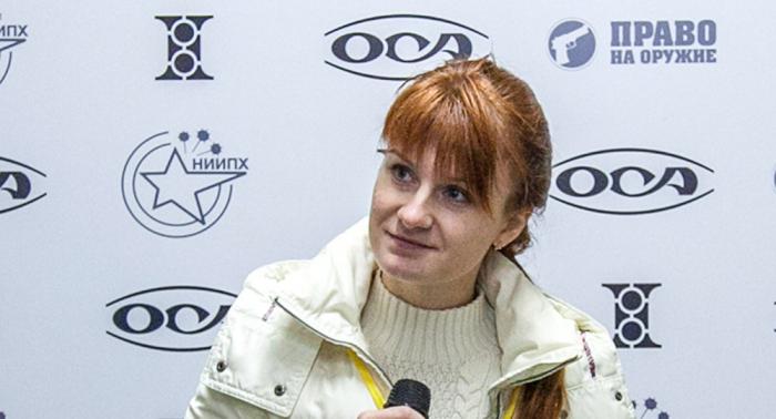 مكتب المدعي العام الأمريكي يوصي بسجن المواطنة الروسية بوتينا لمدة 18 شهرا