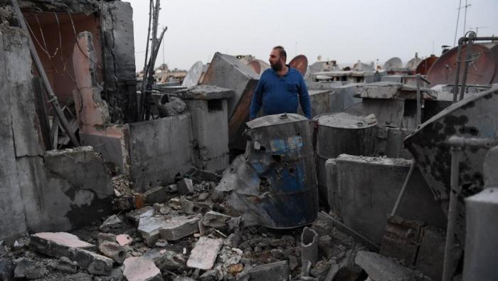 Syrie :   11 morts   dans des tirs de roquettes sur Alep