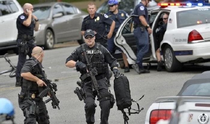 ABŞ-da daha bir insident, 5 yaralı