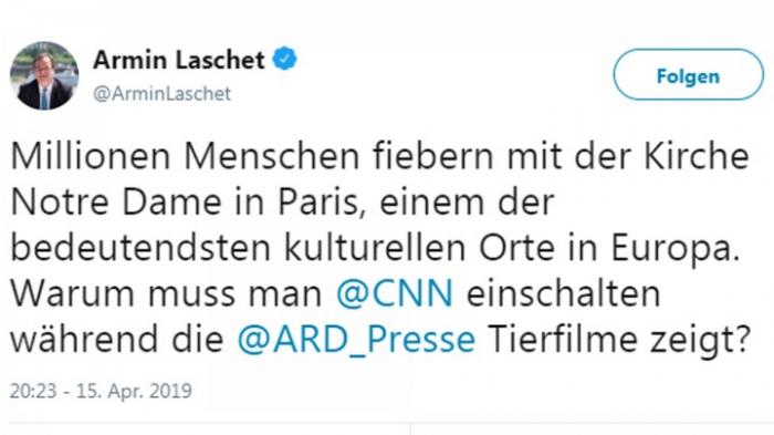 Kritik an Berichterstattung von ARD