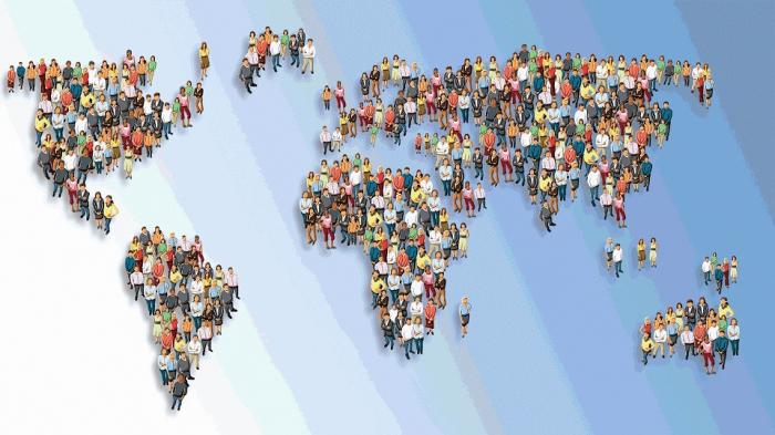 2050-ci ildə dünya əhalisinin sayı 9,7 milyard nəfər olacaq