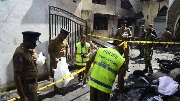 """رقم جديد مفجع لضحايا """"يوم الرعب"""" في سريلانكا"""