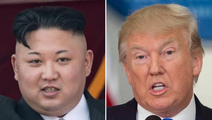 Kim accuse les États-Unis d