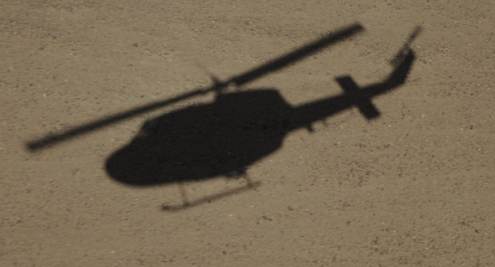Iranian patrol helicopter crashes near border with Iraq - Reports