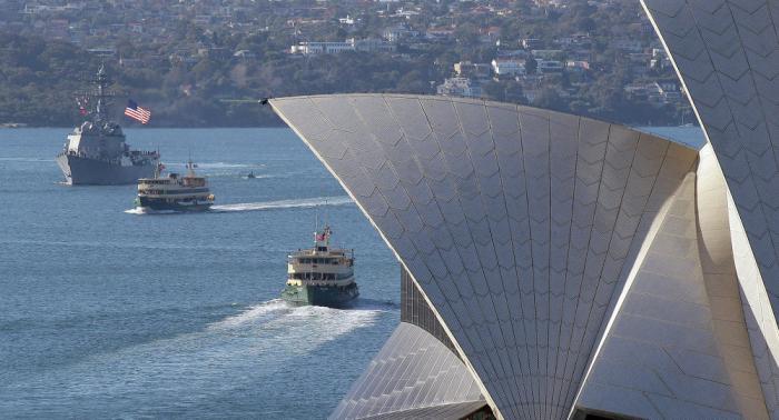 Sydney authorities evacuate Opera House due to gas leak - Reports
