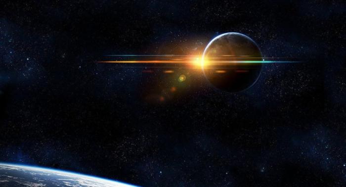 Un objet provenant probablement d'un autre système solaire s'est écrasé sur Terre en 2014