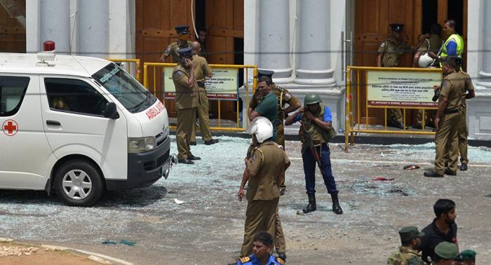 ارتفاع عدد ضحايا تفجيرات سريلانكا إلى 160 قتيلا وأكثر من 360 جريح