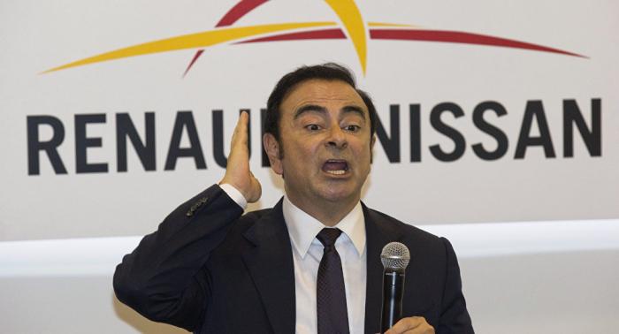 Tokyo prosecutors re-arrest ex-Nissan Chairman Ghosn