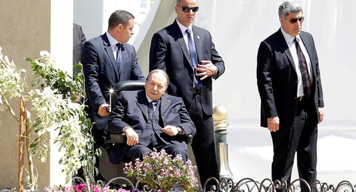Algerian President Bouteflika prepares to announce resignation - Report