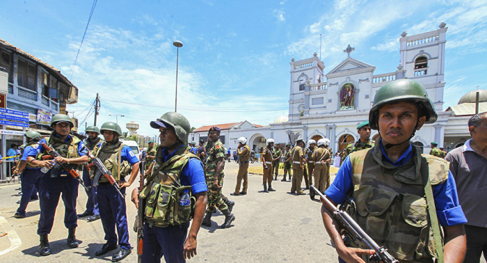 Suspicious package found at railway station in Sri Lanka - Reports